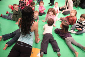 Yoga Story Time @ Karma Kids Yoga | New York | New York | United States